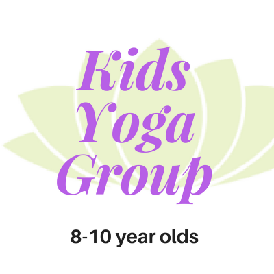 Kids Yoga Group 8-10yrs Web
